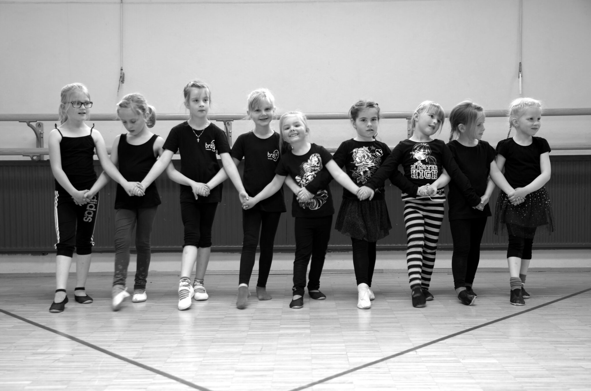 Jahr 2015. Kindertanzclub bravO.