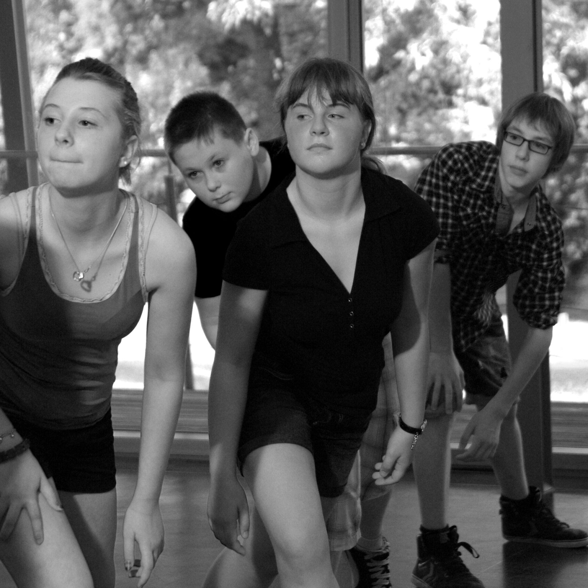 Jahr 2012. Kindertanzclub bravO