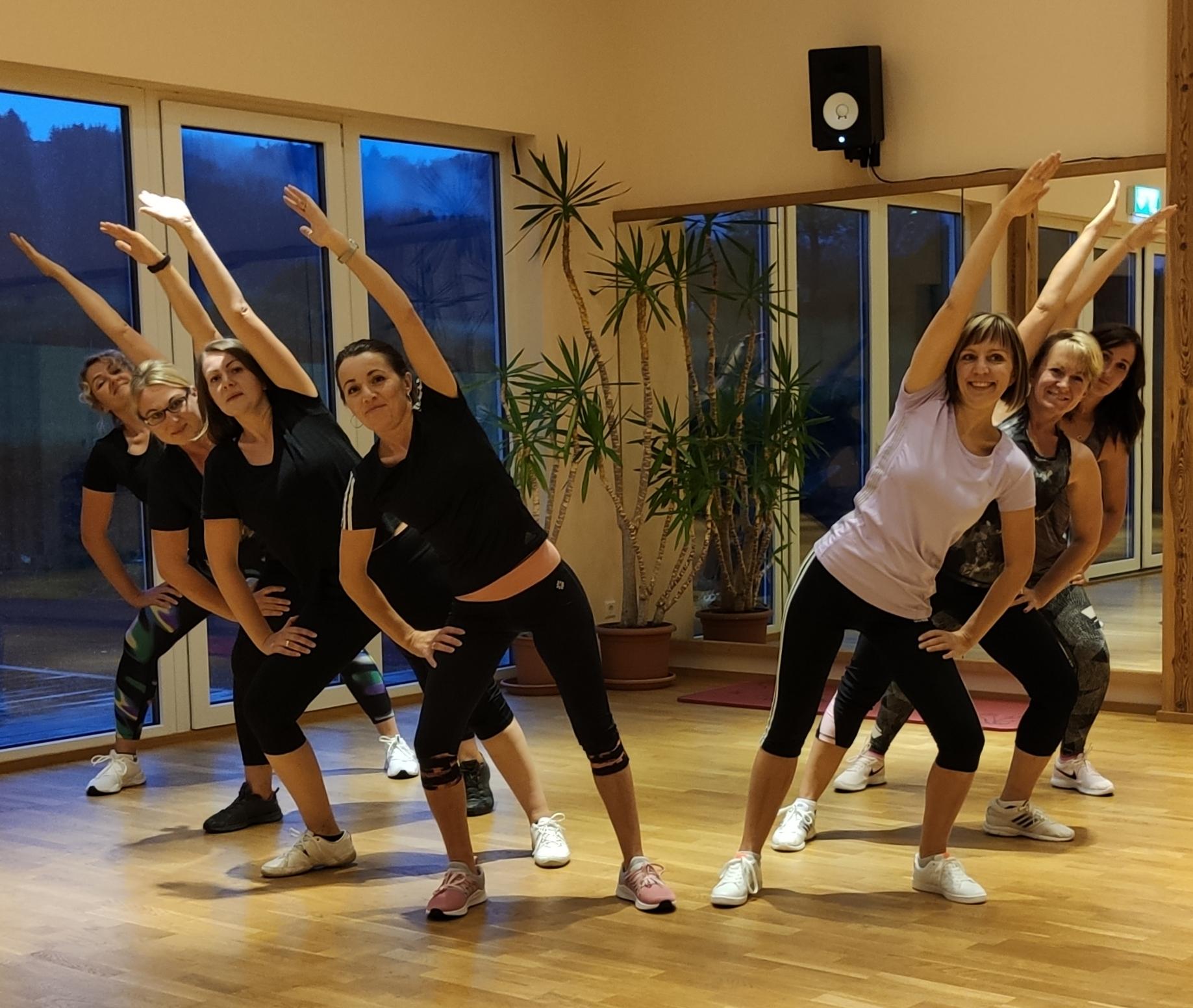 Tanzgruppe Eltern
